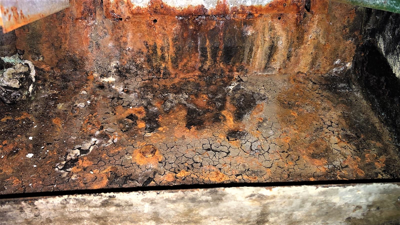 Rusted Pan